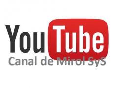 YouTube: Videos Tutoriales Demo Servicios WEB
